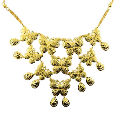 999.9 GOLD 24K NECKLACE